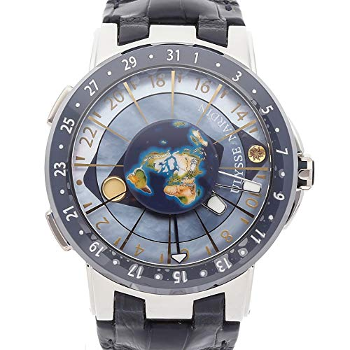 Ulysse Nardin Executive Mechanical (Automatic) Blue Dial Mens Watch