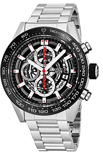 Mens Tag heuer Carrera Calibre Heuer 01 Automatic Chronograph