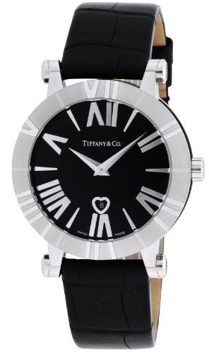 Tiffany & Co. Watch Atlas Alligator Leather Belt
