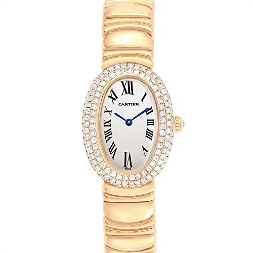 Cartier Baignoire Quartz Female Watch