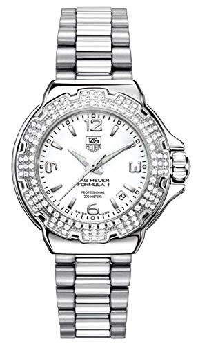 TAG Heuer Women's Formula 1 Glamour Diamond Accented Watch