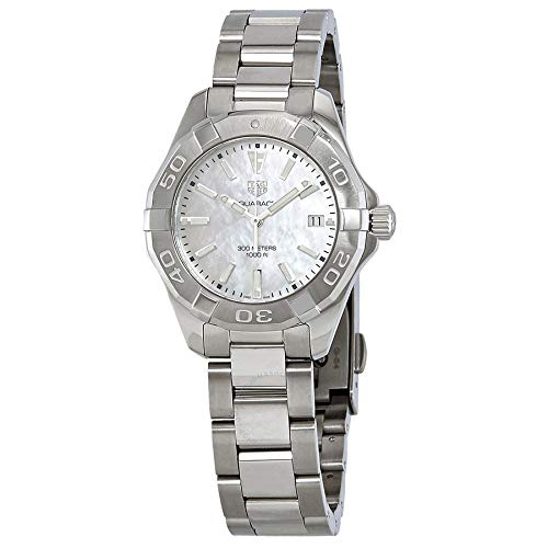 Tag Heuer Aquaracer Mother of Pearl Dial Ladies Watch