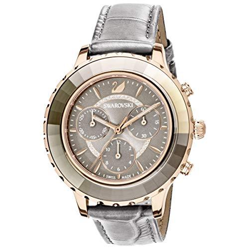 SWAROVSKI Crystal Authentic Octea Lux Chrono Watch