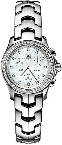 TAG Heuer Women's Diamond Chronograph Watch