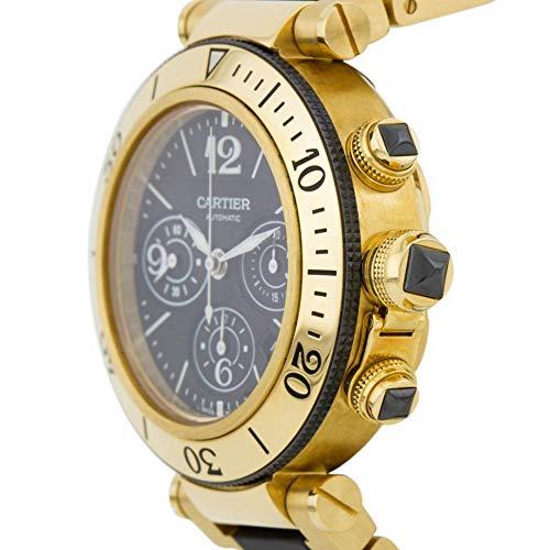 Cartier Pasha Automatic Male Watch Cartier Pasha Automatic Male Watch 3027 (Certified Pre-Owned).
