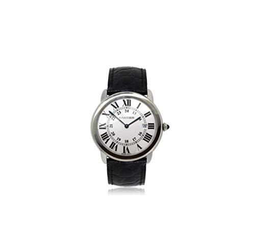 Cartier Ronde Solo Swiss-Quartz Male Watch
