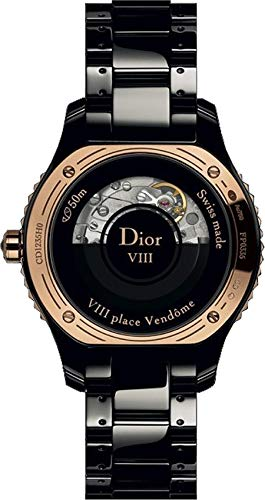 Christian Dior VIII Women's Watch Also Known As Model # CD 1235H0C001