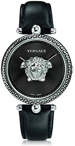 Versace Women's Palazzo Empire Stainless Steel Swiss-Quartz Watch