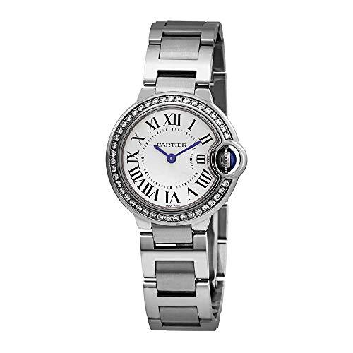Cartier Ballon Bleu Diamond Ladies Watch