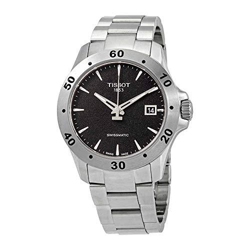Tissot Men's V8 Swissmatic Stainless Steel Automatic Watch