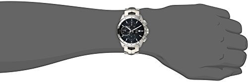 TAG Heuer Men's Link Stainless Steel Watch TAG Heuer Men's CAT2010.BA0952 Link Stainless Steel Watch.