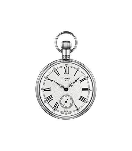 Tissot Lepine Mechanical Pocket Watch
