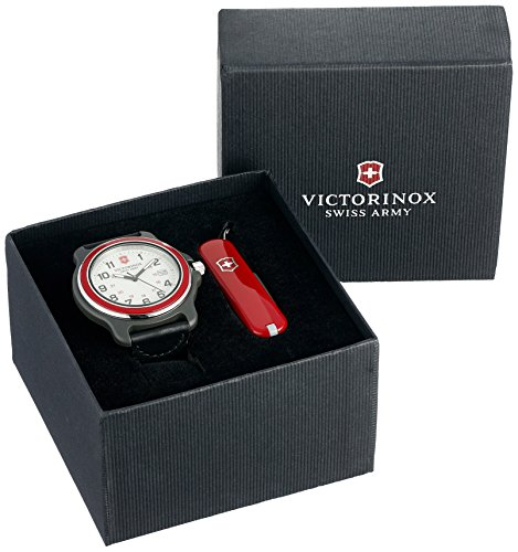 Victorinox Men's Original XL Watch with Army Knife