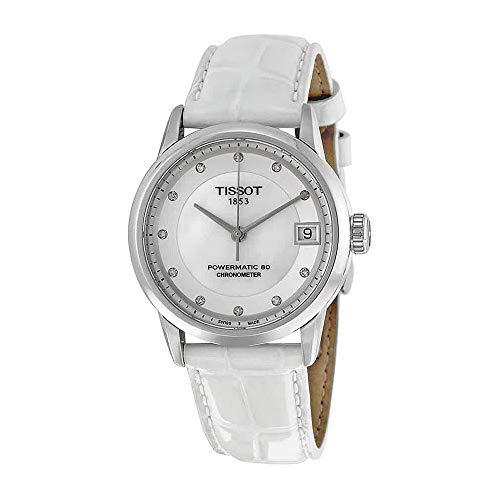 Tissot Luxury Automatic Diamond Markers