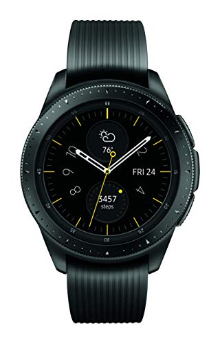 Samsung Galaxy Watch smartwatch (42mm, GPS, Bluetooth, Wifi)