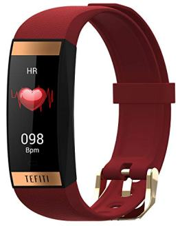 Fitness Tracker for Women Smart Watch Calorie Counter Pedometer Sports Modes