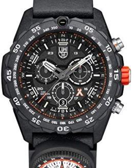 Luminox Limited Edition Bear Grylls Wrist Watch   Black