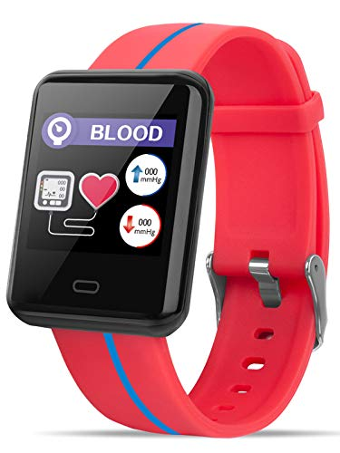 Smart Watch Sport Mode Calorie Counter Heart Rate Sleep Tracker Blood Pressure