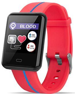 Smart Watch Sport Mode Calorie Counter Heart Rate Sleep Tracker Blood Pressure