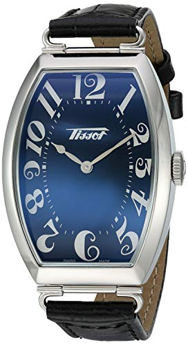 Tissot Unisex-Adult Porto Swiss Quartz Stainless Steel Dress Watch