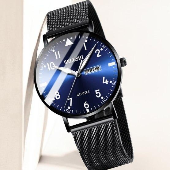 Luxury Brand Man Business Quartz Watch