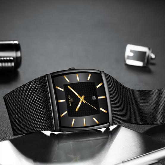 Mens Classic Wrist Watch Water Resistant Men Relogio