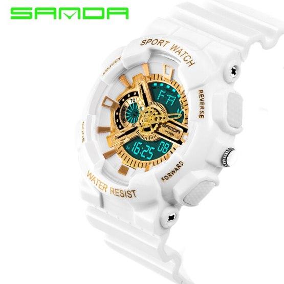 Digital Watch S Shock Analog Quartz Men Wrist Watch