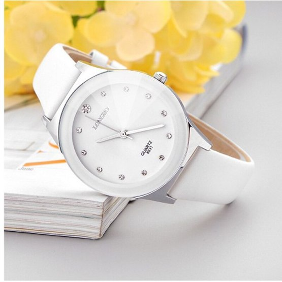 Ceramic Water Resistant Ceramic Sports Women Wrist Watch