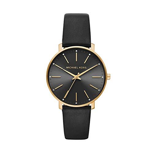 Michael Kors Women's Pyper Stainless Steel Quartz Watch