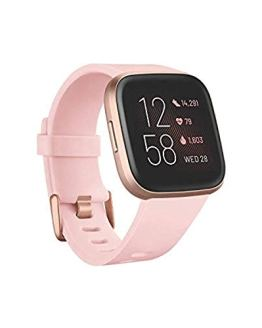 Fitbit Versa 2 Health and Fitness Smartwatch with Heart Rate