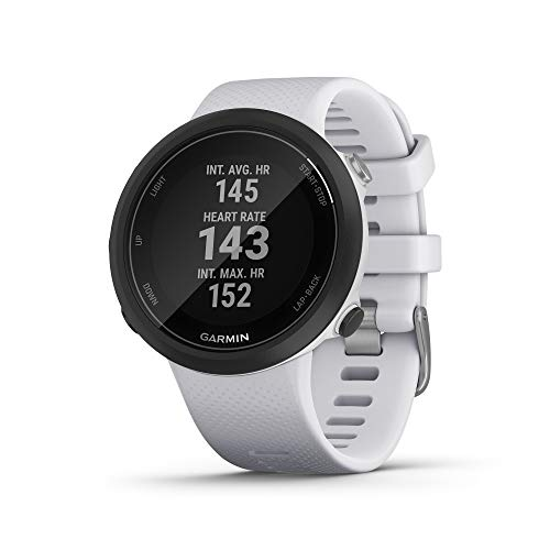 Swimming Smartwatch eart Rate, Records Distance, Pace, Stroke Count and Type
