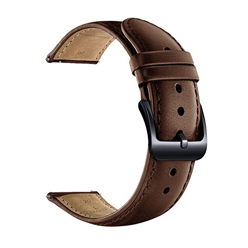 Vintage Leather Watch Strap 10 Colors Watch Band
