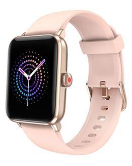 Smart Watch Fitness Tracker for Women Men