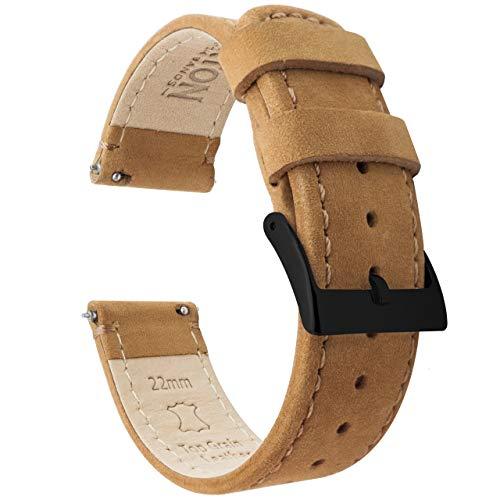 20mm Gingerbread Brown - BARTON Watch Bands