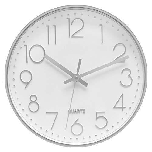 Silent Non-Ticking Living Room Modern Wall Clock
