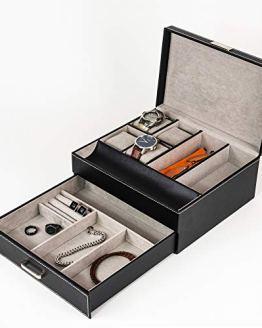Jewelry Box Organizer for Watches