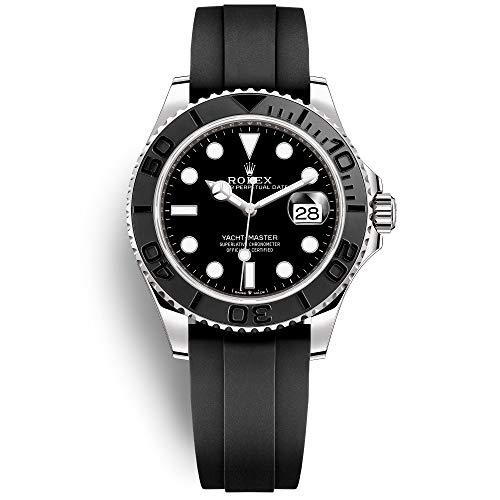 Rolex White Gold Oysterflex Bracelet