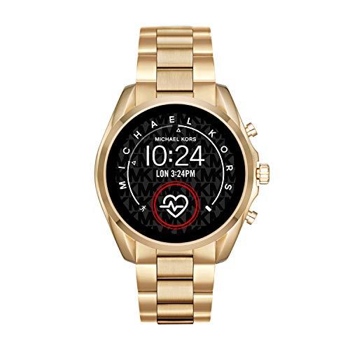 Touchscreen Stainless Steel Smartwatch Michael Kors