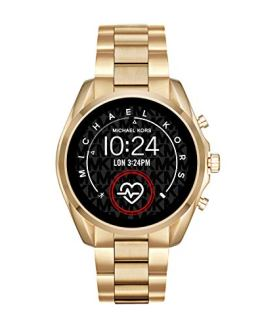 Touchscreen Stainless Steel Smartwatch Michael Kors