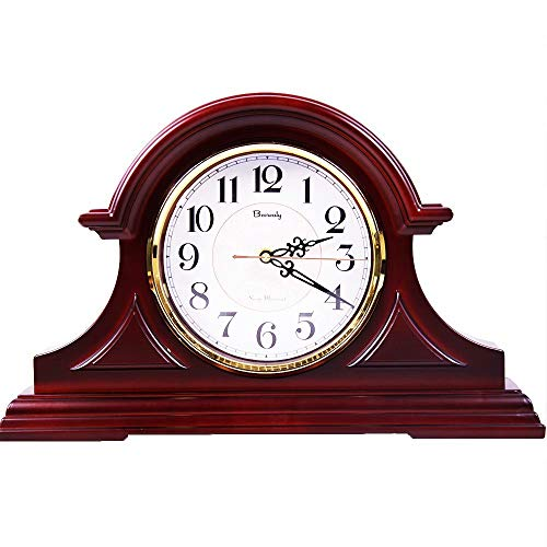 Beesealy Mantel Clock – Quartz Movement