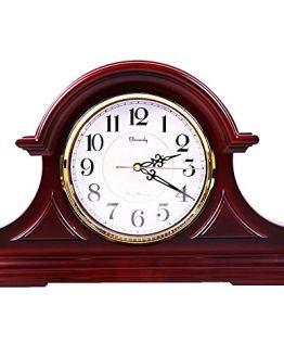 Beesealy Mantel Clock – Quartz Movement