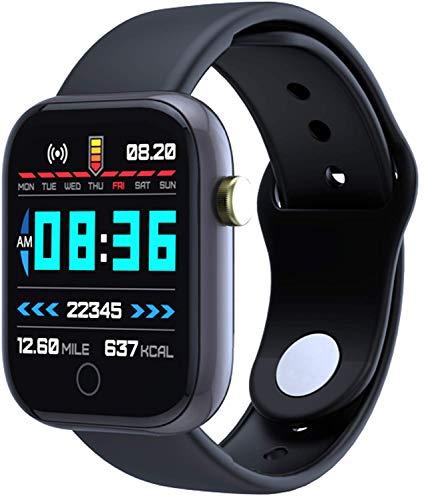 Smart Watch Heart Rate Monitor Blood Oxygen Fitness Tracker