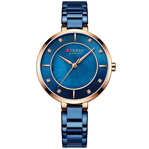 Woman Watches Rose Gold Top Brand Luxury Watch Women
