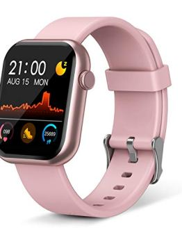 Smart Watch,Fitness Tracker with Heart Rate Monitor