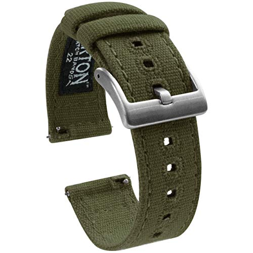 Quick Release Watch Band Strap 18mm-24mm