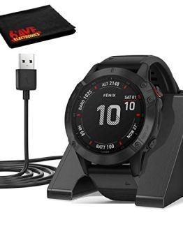 Garmin Fenix 6 Pro, Premium Multisport GPS Watch (47mm)