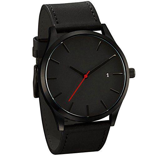 Men's Watch, 2020 Analog Quartz Watches for Men