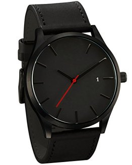 Men's Watch, 2020 Analog Quartz Watches for Men