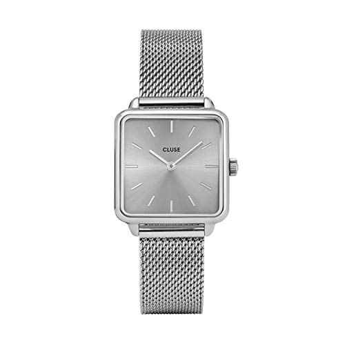 CLUSE Quartz Watch with Stainless Steel Strap