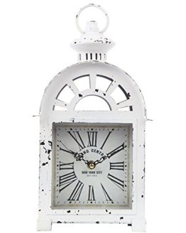 New York City Train Station-Style Mantle Clock